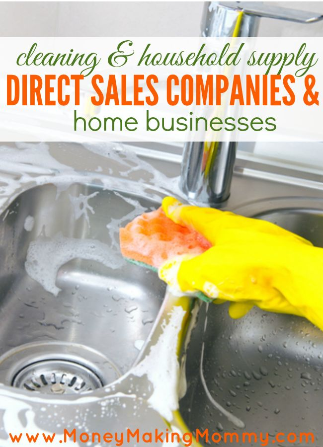 We all love our homes to be clean. (If only we had a magic wand!) We also want to earn an income or at least add money to our bottom line. Here is a list that can help with both! These direct sales companies offer cleaning products for your home and a way to earn through a home business. Check out these Cleaning Supply Direct Sales Companies.