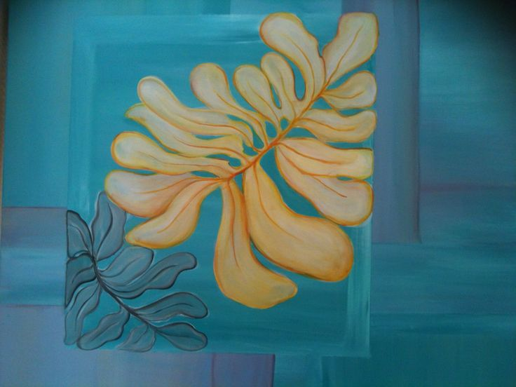 Acrylics painted by pauline