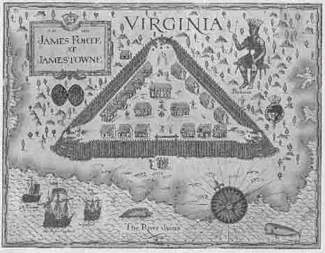 a history of the colonization of jamestown Success and failure in the new world  the colonization of the americas by europeans was built on the aftermath of disease  (at virtual jamestown.