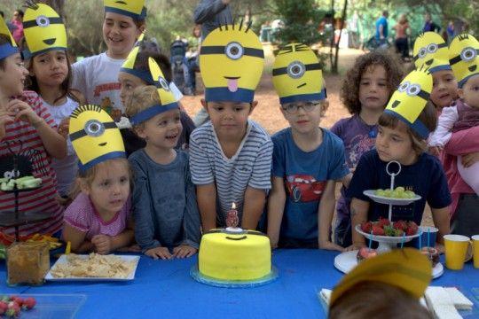 cumpleaños de minions para niñas - Buscar con Google