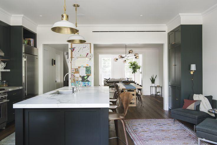 Best 25 brownstone interiors ideas on pinterest for Brownstone kitchen ideas