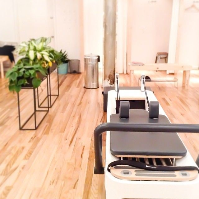 Check Out One Of Our Beautiful Reformer Machines In