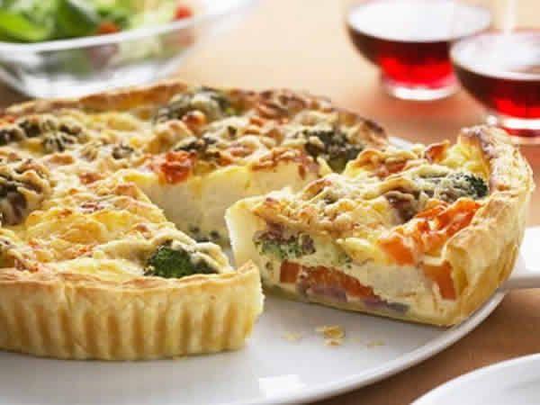 tarte aux legumes avec thermomix vous