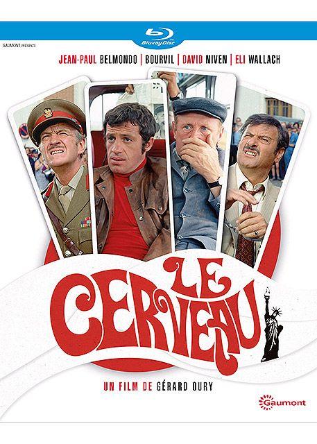 Test du Blu-ray LE CERVEAU (1969) de Gérard Oury, avec Jean-Paul Belmondo, Bourvil et David Niven : http://www.dvdfr.com/dvd/c156100-cerveau-le-test-complet-du-blu-ray.html