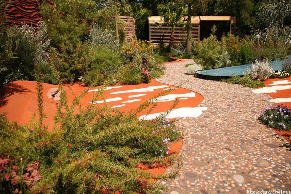 The Australian Garden presented by the Royal Botanic Gardens Melbourne- Designer Jim Fogarty