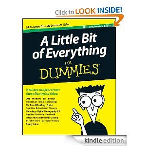 26 best how to for dummies images on pinterest for dummies book free a little bit of everything for dummies book fandeluxe Image collections