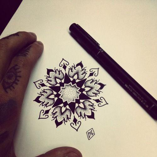 Mandala Tattoo Design On Pinterest: 10 Best Mandala Tattoo Images On Pinterest