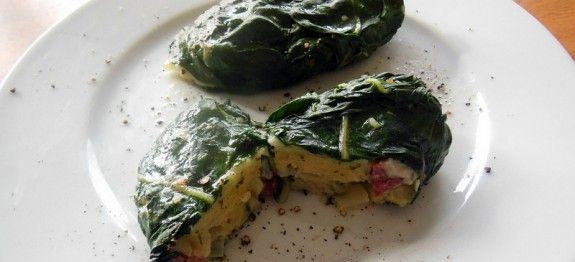 Involtini di verza con pollo e besciamella | Ricette Invernali, Ricette Creative