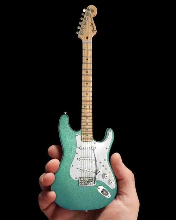 Miniature Guitare R/éplique Eric Clapton