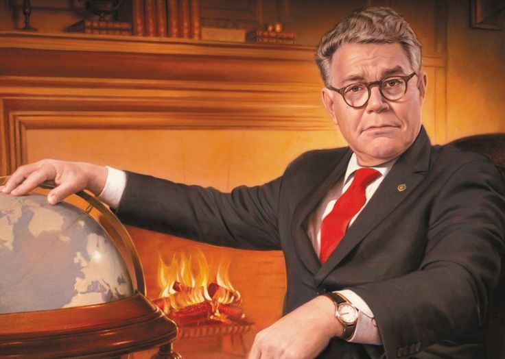 In 'Giant of the Senate,' Al Franken Explores His Strange Career Path From 'SNL' to Congress