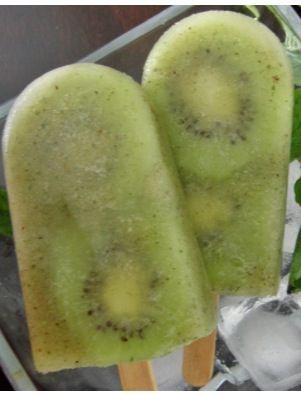 Deliciosas y nutritivas paletas heladas! Son un postre ideal para la dieta y para diabéticos!