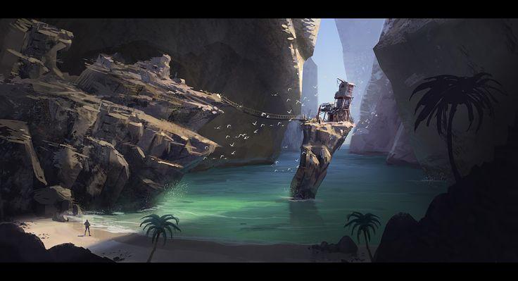 Nick Carver's Doodledump (Blizzard Entertainment)