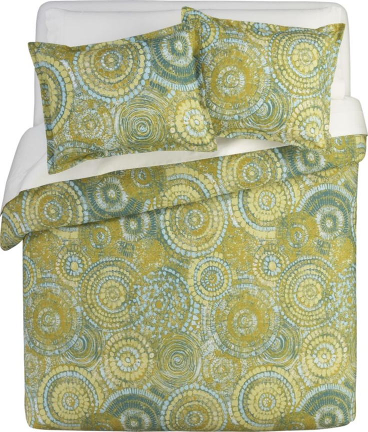 Crate And Barrel Decorative Pillow Cases : Hayden Right Nightstand Duvet covers, Beds and Crate and barrel