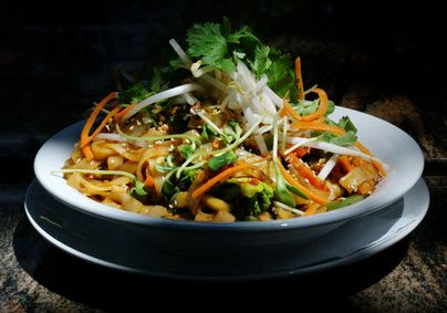 Vegetarian Haven serves one of the best tempeh entrees in the city! Have a bite at 17 Baldwin Street #EatcleanTO