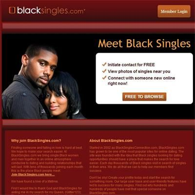 Black free dating sites