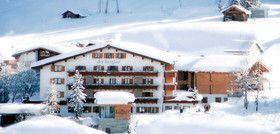 Der Berghof : Sinnlich Berg und Schnee