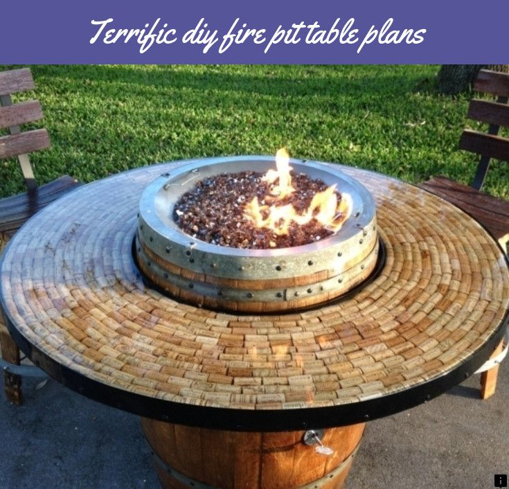 Find More Information On Diy Fire Pit Table Plans Click The Link To Learn Enjoy Website