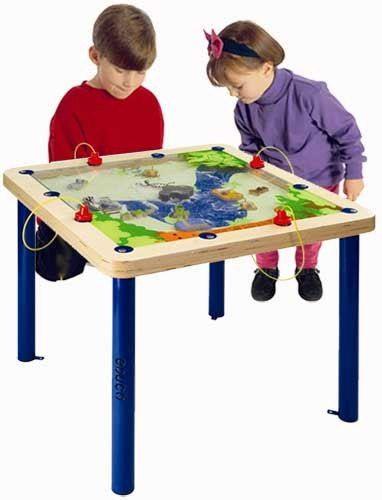 Safari Tour Activity Play Table - SensoryEdge - 1