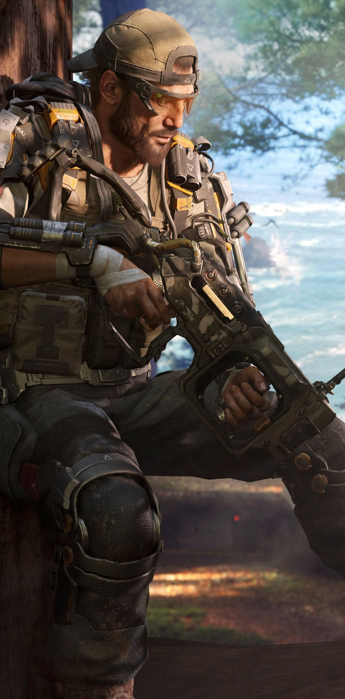 Games HD and Widescreen Wallpapers | Call Of Duty Black Ops 3 Specialist Nomad Wallpaper   http://www.fabuloussavers.com/Call_Of_Duty_Black_Ops_3_Specialist_Nomad_Wallpapers_freecomputerdesktopwallpaper.shtml