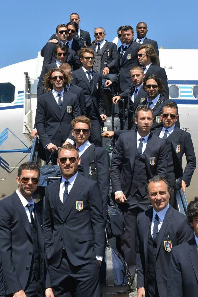 Italy national football team 2014