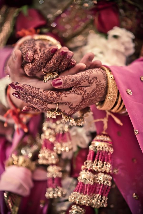 The beauty and detail of Indian weddings