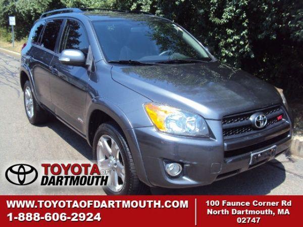 Used 2009 Toyota RAV4 for Sale in North Dartmouth, MA – TrueCar