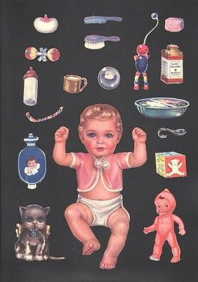 Crafts For Baby Dolls