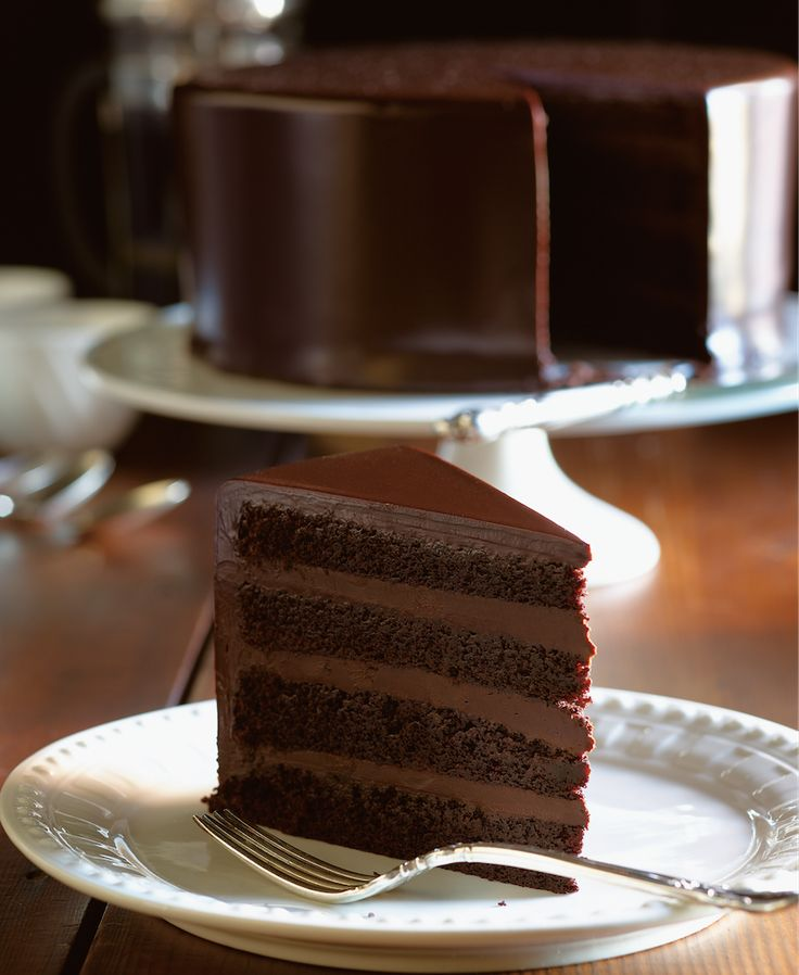SoNo Baking Company Chocolate Ganache Cake