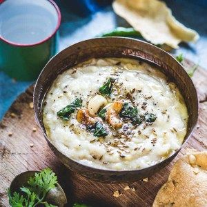 Rava Pongal is a healthy South Indian breakfast recipe made using rava or sooji and moong dal. It is also made for the festival of Sankranti. Here is how to make it.