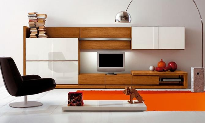 People Wall Cabinet by Pianca