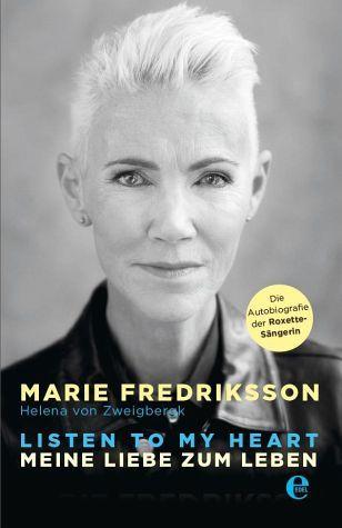 Ich will nur sagen, was wichtig ist. Ohne Schnickschnack. Gerade heraus, wie es eben war.räsentiert Marie Fredriksson ihre Buchidee Helena von Zweigbergk, ihrer Co-Autorin.