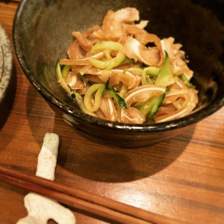ミミガーって知ってるおいしいレシピで気分は沖縄