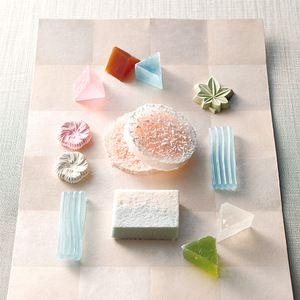 御干菓子 - Korean or Japanese candy?