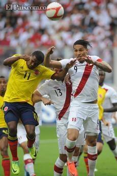 Pékerman debutó ganando : Noticias de Deportes Eliminatorias Falcao García José Pékerman selección Colombia selección Perú - elpais.com.co
