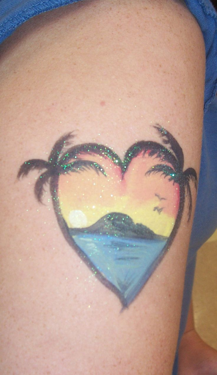 Pin 25 overwhelming rib tattoos for guys creativefan on pinterest - Palm Tree Tattoos Sunset Google Search