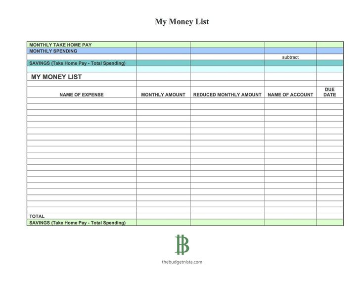 The 25+ best Weekly budget template ideas on Pinterest Weekly - church budget template example
