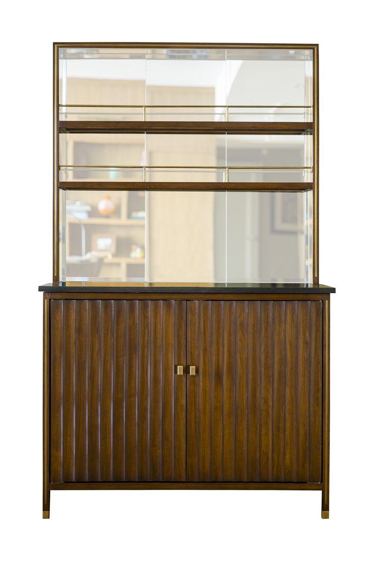 Lake thomas point transitional exterior - Buy Roberts Bar Cabinet By Thomas Callaway Associates Inc Made To