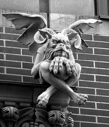 Gargoyle http://www.castlesandmanorhouses.com/life.htm