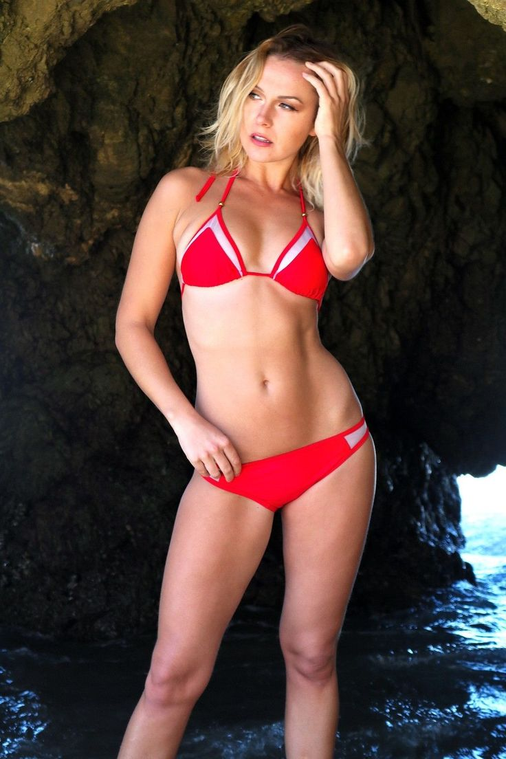 Triangle Bikini Red Bikini Sexy Bikini Cute Bikinis Girls Swimsuits Swimwear http://fancytemplestore.com