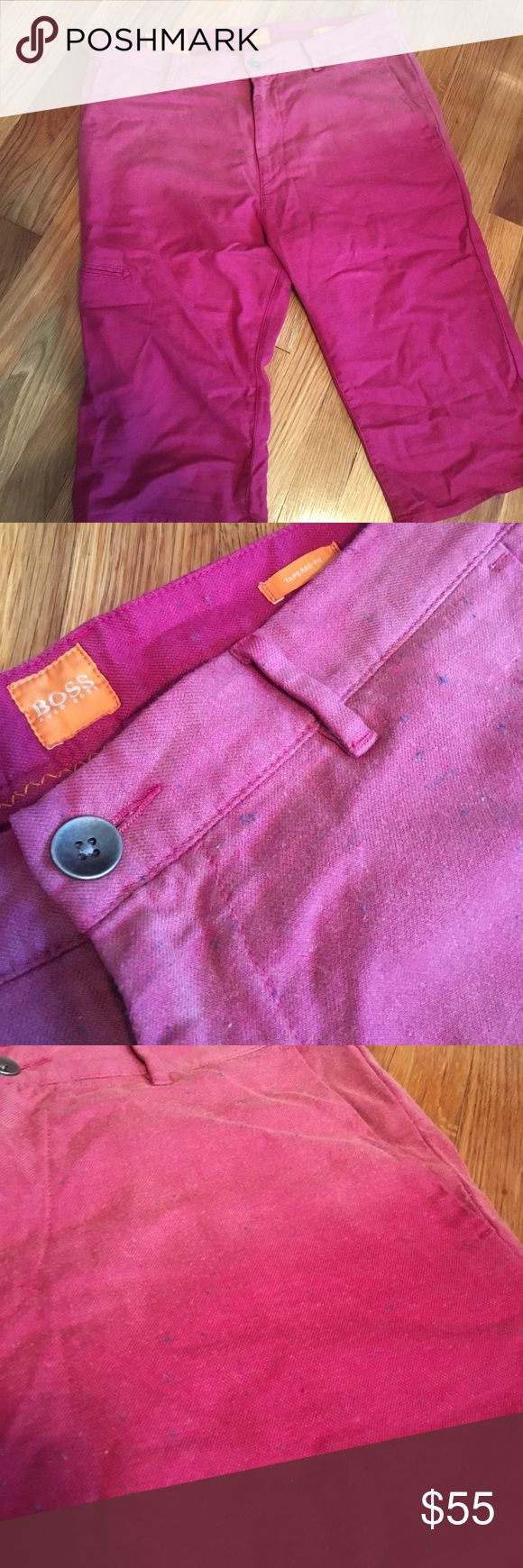 Nwt. Hugo Boss orange shorts Nwt. Hugo Boss orange shorts BOSS ORANGE Shorts