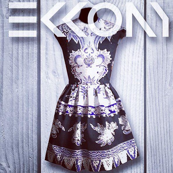 woman fashion, etno dress