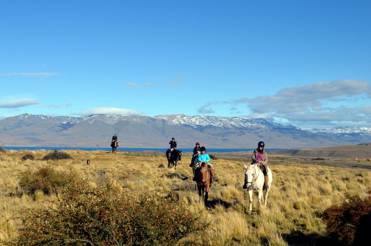 Horseback rides to Torres del Paine National Park