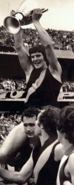 1974 Premiers Royce Hart