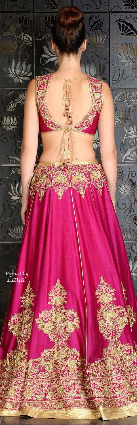 Hot Pink lehenga !! #Lehanga #Weddingplz #Wedding #Bride #Groom #love #Fashion #IndianWedding #Beautiful #Style