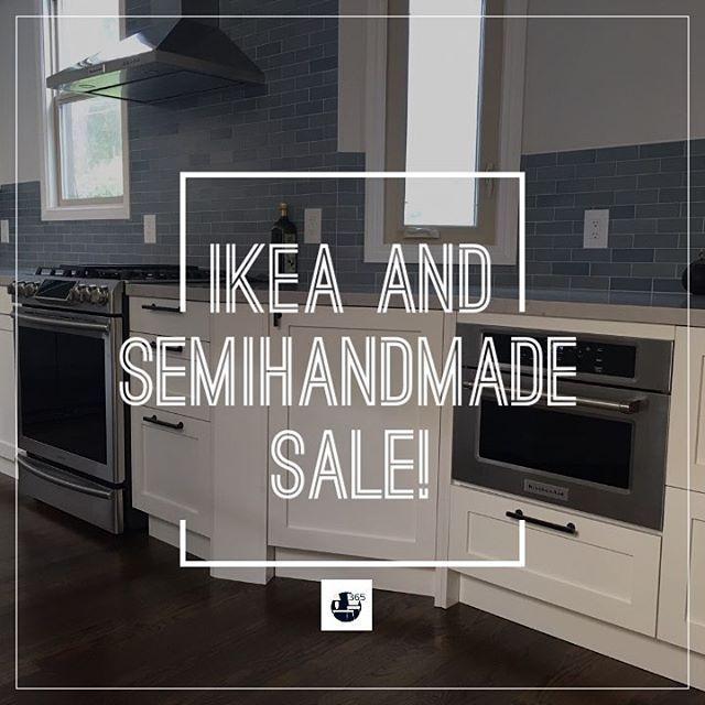 Great @Ikea Kitchen Sale Now Through April 8th! @semihandmade 20% Off SALE On All  Beaded @sarahshermansamuel And DIY Shaker And Slab Doors For IKEA Cabu2026 Nice Ideas