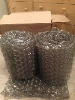 "SOLD!!! SealedAir NewAir Inflatable Cushion Bubble Wrap - 12"" x 350"" x 12"" Large Bubbles"