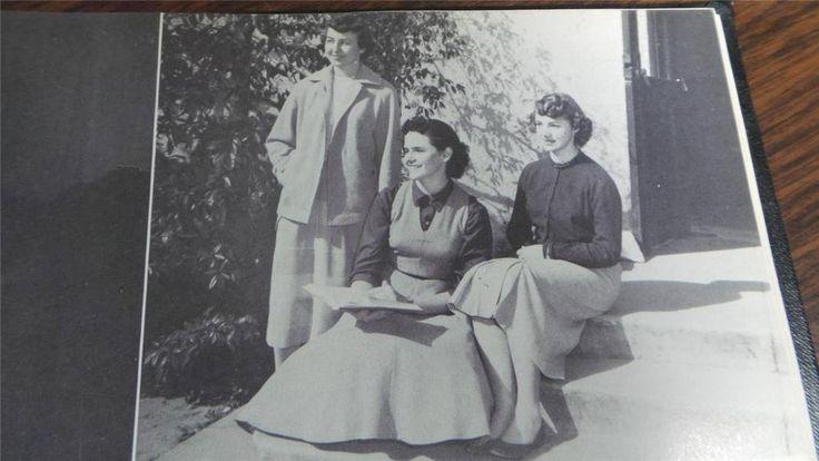 1956 PASADENA COLLEGE CA Original YEARBOOK Annual La Sierra