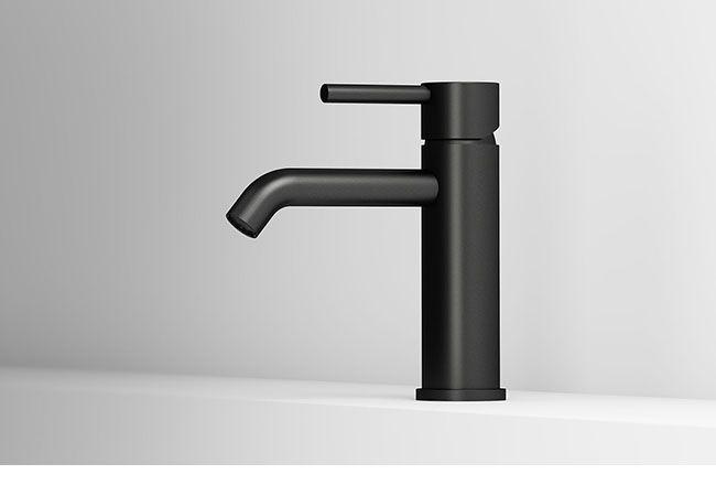 Nero By Vallone Black Matte Bath Design Taps Bath Design Interior Design Concepts Concrete Interiors