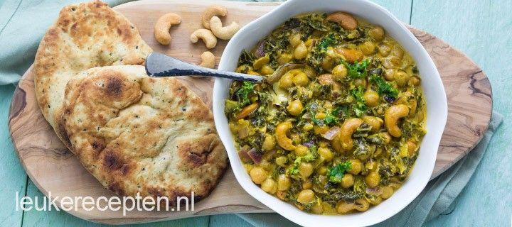 Boerenkool curry