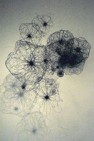 Anne Mudge Untitled (Cellular)